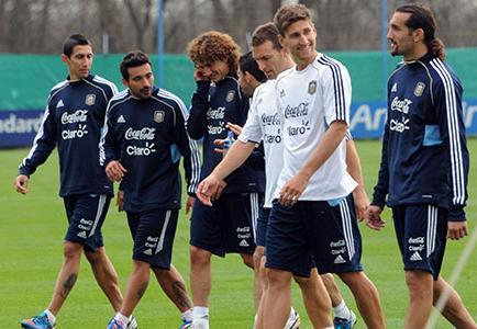 Argentina jugará ante Guatemala en junio