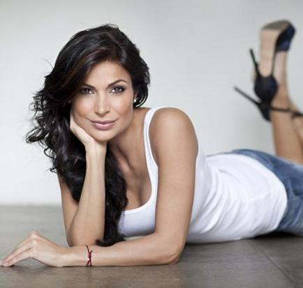 Caterina Valentino, novia de Henrique Capriles