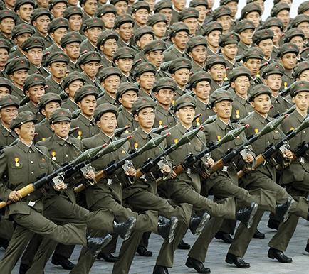 Corea del Norte amenaza con misiles