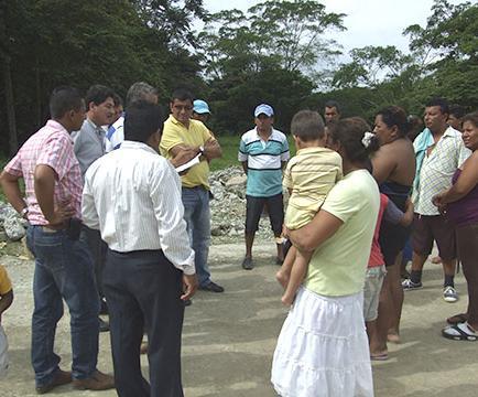 Darán 300 lotes a grupos vulnerables