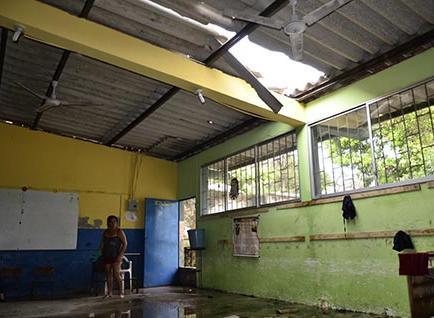 Escuelas de Manta en plan de mejoras