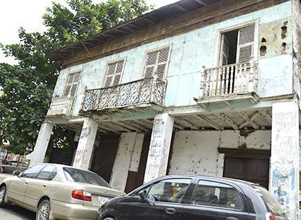 La casa más antigua  reposa en la calle Chile, según dos historiadores