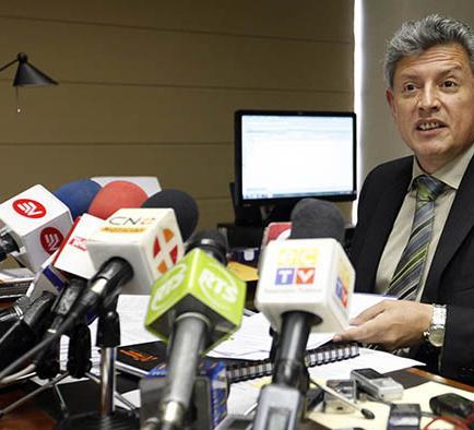 Páez exige extradición de Duzac y Delgado
