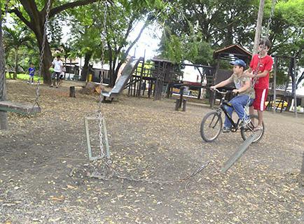 Persisten las quejas por el parque El Mamey