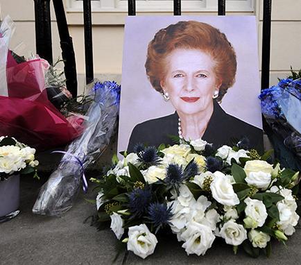 Polémica por funerales de Margaret Thatcher