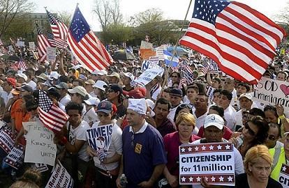 Senadores presentarán proyecto de ley de reforma migratoria el próximo martes