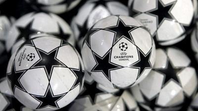 Sorteos de las semifinales de la Champions