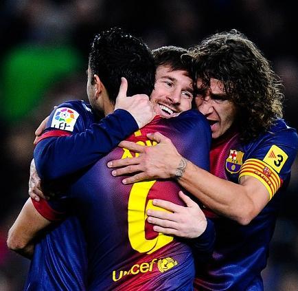 El FC Barcelona nunca jugó semifinales contra el Bayern