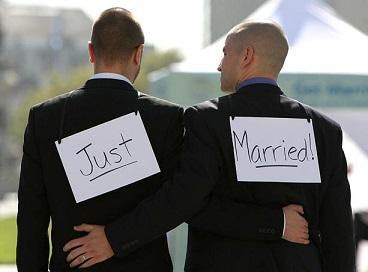 El Senado francés aprobó el proyecto de ley de matrimonio homosexual