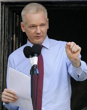 Assange confía en ser electo senador de Australia
