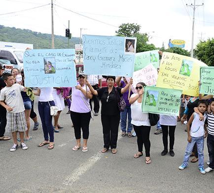Familiares piden justicia por muerte en accidente