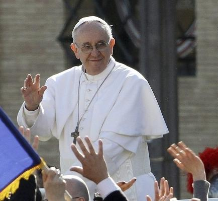 El papa Francisco cumple su primer mes trazando las líneas del pontificado
