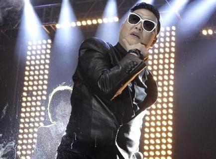 El nuevo tema de Psy es líder en descargas tras su reciente estreno