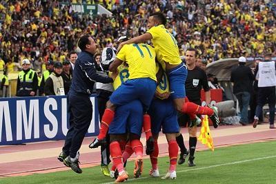 Ecuador en el Top 10