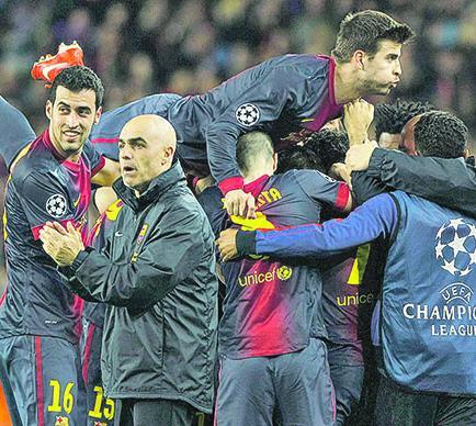 Barça y Real Madrid esperan sus rivales