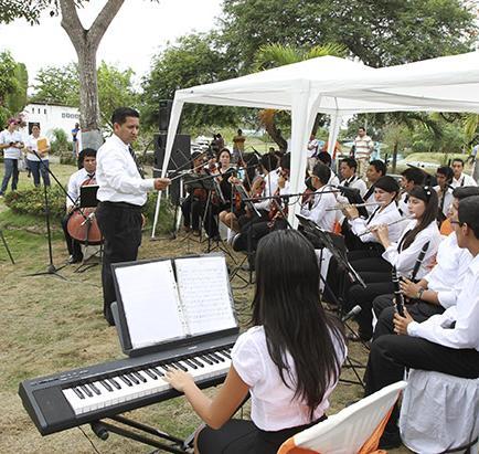 Homenaje musical por 79 años de A. de Vera