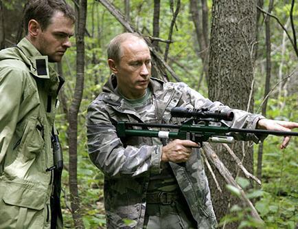 Por error incluyeron a Putin en lista mala