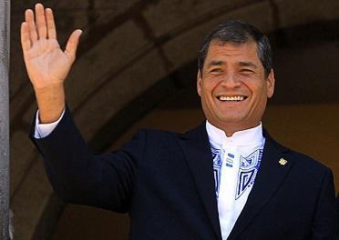 Correa desea que Venezuela viva una 'jornada democrática de fiesta'
