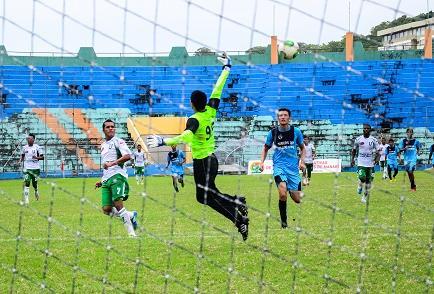 Liga de Portoviejo golea 11-0 a La Paz