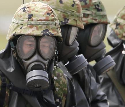 'The Times' denuncia el uso de armas químicas en Siria