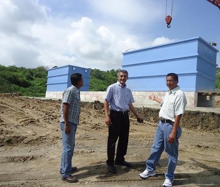 Preparan estudios para línea de impulsión de agua potable
