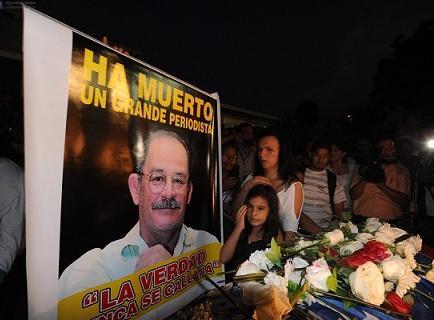 Piden mantener vigilia por la memoria de Fausto Valdiviezo