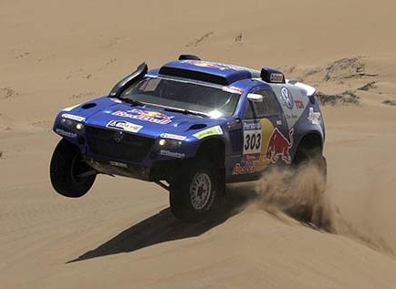 Ecuador acogería el Rally Dakar en el futuro, según los organizadores