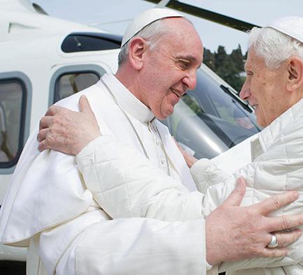 El primer mes del papa Francisco