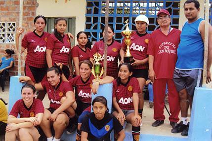 San Miguel participa con 3 equipos en campeonato