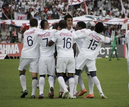 Liga de Quito vence al Macará en el estadio Bellavista