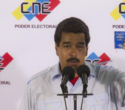 Nicolás Maduro gana las elecciones en Venezuela, según el CNE