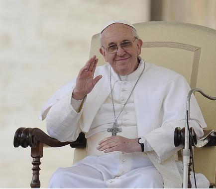 El papa recuerda que existen muchos cristianos perseguidos