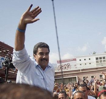 Nicolás Maduro gana las elecciones en Venezuela por 234.935 votos