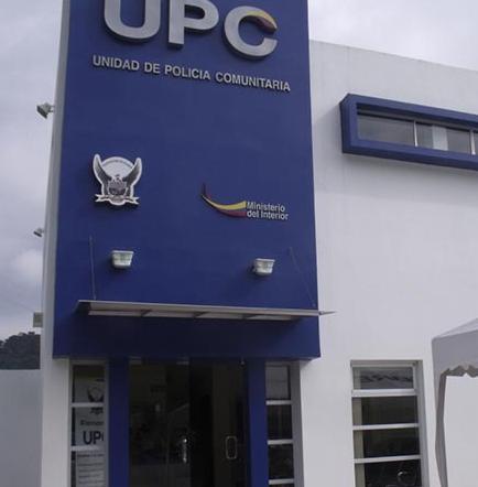 La UPC de Bigua está sin conexión telefónica