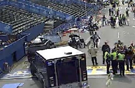 Dos explosiones en la Maratón de Boston dejan varios heridos