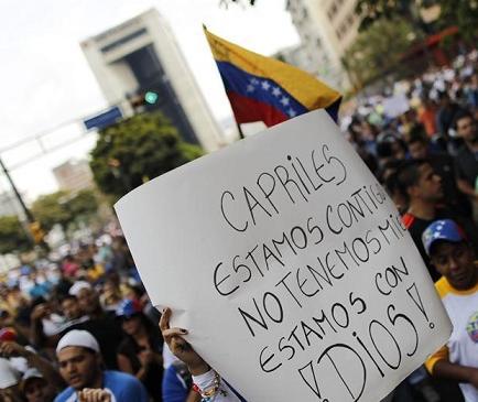 Maduro es proclamado presidente, en medio de protestas