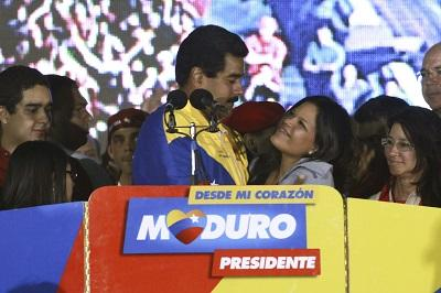 CNE proclama a Maduro ganador de las elecciones en Venezuela