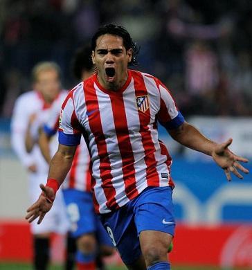 Falcao alcanza los 200 goles y espera conseguir '300 más'