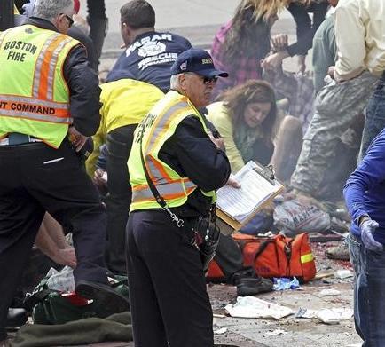 Atentado en Boston deja tres muertos y más de 130 heridos