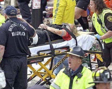 Así vivieron los testigos el horror del atentado de Boston