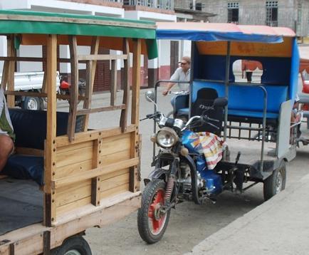 Las mototaxis de Pedernales serán regularizadas por la ANT