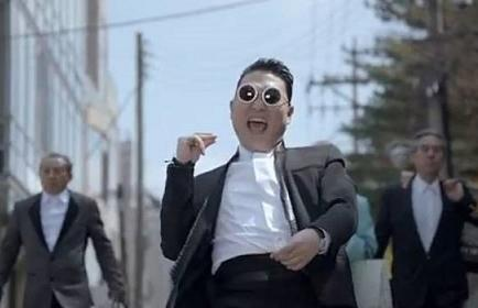 'Gentleman' de PSY es un boom en Youtube