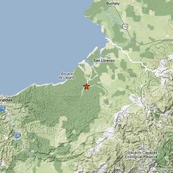 Sismo de 3,0 grados se registra en Esmeraldas