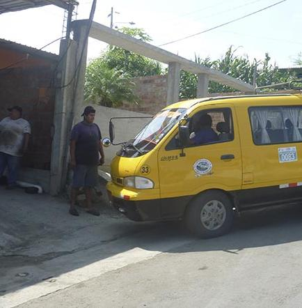 Buses escolares de Manta serán revisados