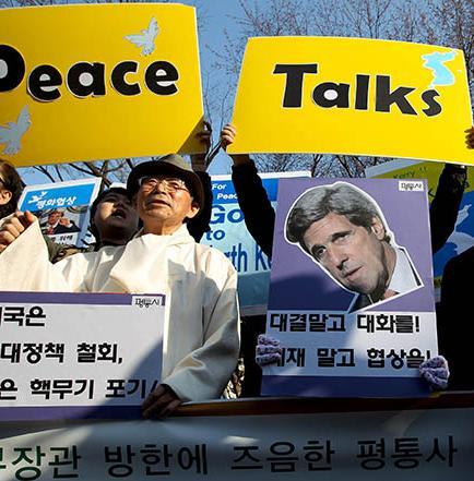 Corea del Norte niega el diálogo