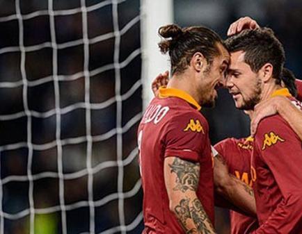 La Roma vence a Torino en la Serie A