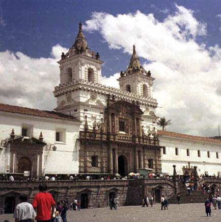 Quito es nominada para 'Óscar' en turismo