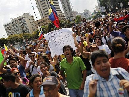 Incidentes en Venezuela dejan 7 muertos y al menos 61 heridos