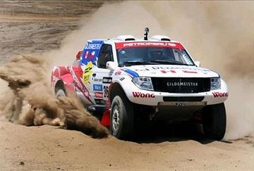 El rally Dakar tendrá etapa maratoniana sin auxilio de mecánicos