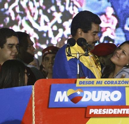 Marcha opositora en Caracas no será permitida por Maduro